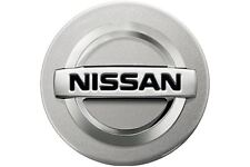 Genuine Nissan Micra 08/13 - 2016 Centre Cap - Metallic Grey (40342BA61B)