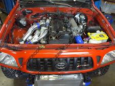 Intercooler Kit Bov For 95 04 Toyota Tacoma Truck 2jz Gte Stock Turbo