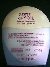 Bourjois Compact Powder 42 ROSE SATIN New
