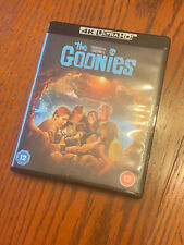 The Goonies 4K Blu Ray