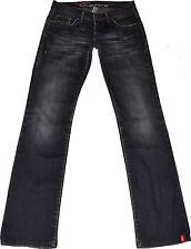 Faded Esprit L34 Damen-Jeans mit geradem Bein