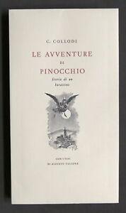 Collodi - Le avventure di Pinocchio - Storia di un burattino - ed. 1994 Tallone