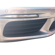 Zunsport BLACK front outer grille set Porsche Boxster 718 and Cayman (Not S)