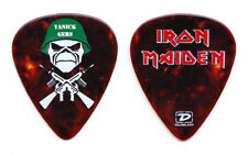 Iron Maiden Janick Gers Trooper Gers Brown Guitar Pick #2 - 2006-2007 Tour