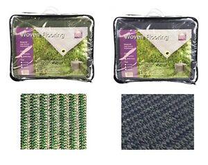 Hardwearing Marquee Gazebo Outdoor Carpet Flooring Protects Grass Matting Tent