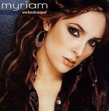 Myriam : Vete De Aqui CD***NEW***