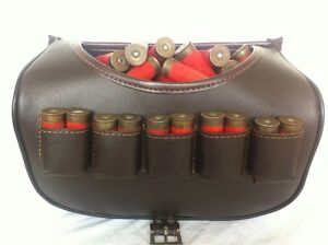 Brand New Leather Cartridge Bag With Beautiful Design. (1 P)