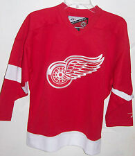 Detroit Red Wings Pro Player jersey youth small/medium