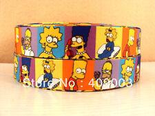 """Simpsons ruban 7/8 """"Large 1m est seulement £ 0.99 nouveau"""