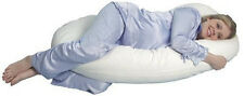 New Leachco Snoogle Total Body Pillow Baby Pregnancy Nursing Comfort Aid Support