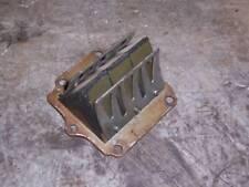 polaris 350l intake reed valve reeds 350 big trail boss 1990 1991 1992 1993 91