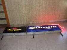 10' BUD LIGHT / BUD SELECT OUTDOOR SIGN