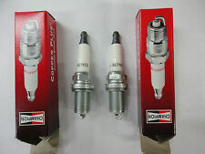 POLARIS Pair of Spark Plugs 3021671 for 600 700 800 Twin Cylinder Engines RC7YC3