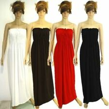 Long Strapless Dresses for Women