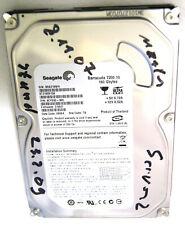 "160GB PATA IDE HDD Seagate Baracuda 7200.10 IDE 3,5"""