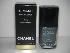 CHANEL  Le Vernis  Nagellack Nr. 513 Black Pearl  Kultfarbe   NEU und OVP!