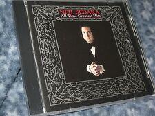 "NEIL SEDAKA CD ""NEIL SEDAKA ALL TIME GREATEST HITS"" 1975 BMG RECORDS"