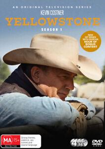 Yellowstone Season 1, NEW SEALED AUSTRALIAN RELEASE REGION 4