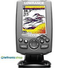 LOWRANCE HOOK 3X - ECOSCANDAGLIO CHIRP + TRASD. 83/200Khz