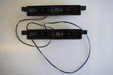 LG 47LM620T-ZE Pair Speakers 8 Ohm 10/15 Watt EAB62648901 & Leads