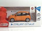 "MondoMotors 53140 FIAT Nuova PANDA ""Orange"" - METAL Scala 1:43"
