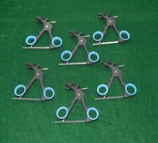 Laparoscopic Storz Type Ratchet Handle For Grasper Inserts Instrument Set 5mm