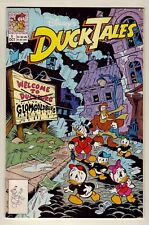 DuckTales #5 - October 1990 Disney - TV show - Uncle Scrooge - Near Mint (9.2)
