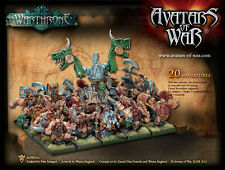 Avatars of War: Dwarf Berserkers Boxed Set - AOWPL01