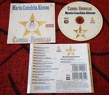 MARIA CONCHITA ALONSO ** Cadena De Estrellas ** LIMITED EDITION Mexico CD 2014