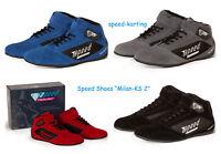 Speed Milan KS-2 Motorsportschuhe Kartschuhe - Karting Shoes - Chaussures Kart