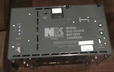 National Railway Supply Model ELC-12/40-D Battery Charger