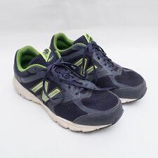 New Balance 460 v2 Men's Comfort Ride Running Shoes 13 4E Wide Navy/Green