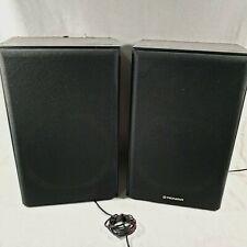 Pioneer S-Z72 Speakers 100 Watt 8 Ohms Impedance Vintage Black
