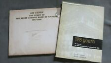 1842-1966 125 Years Story Of The State Savings Bank Of Victoria Booklet & Envelo