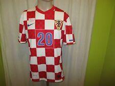 "Kroatien ""HNS"" Nr.526 Nike Spieler/Matchworn Trikot 2010- 2012 + Nr.20 Gr.L TOP"