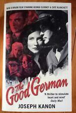 The Good German by Joseph Kanon (Paperback, 2007)
