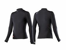 2XU Thermal Long Sleeve Top Men Cycling MC1925a Black Large