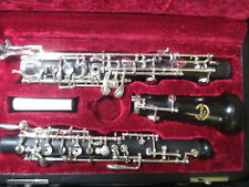 Prestini Professional Oboe full Conservatory - Loree  model - Grenadilla wood