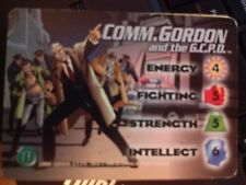 DC Overpower Comm. Gordon and the G.C.P.D. Hero Card NrMint-Mint Card