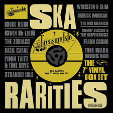 "Various Artists : Treasure Isle Ska Rarities: The 7"" Vinyl Box Set Vinyl (2017)"