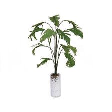 1/12 Puppenhaus Miniatur Grüne Bananenbaum Pflanze Mit Vase 4 3/8 Zoll