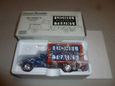 NEW IN BOX LIONEL TRAINS EASTWOOD AUTOMOBILIA 1951 FORD F-6 DIE CAST TRUCK 1/34