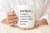 Writers Gift Ideas Coffee Mug Gift For Writer Gift For Author Writer Mug Funny