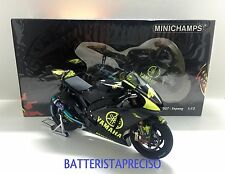 1 12 Minichamps Yamaha Yzr-m1 Test Jerez Rossi 2007