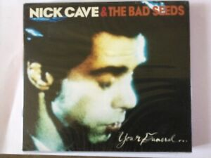 "NICK CAVE ""YOUR FUNERAL"" 2009 CD/DVD 5.1 AUDIO ALBUM SEALED"