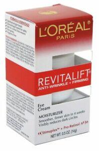 L'Oreal Paris Skincare Revitalift Anti-Wrinkle and Firming Eye Cream