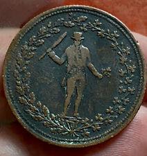 Canada 1/2 Penny Token