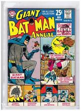 DC Comics Batman Annual #5 Fine+ 1963