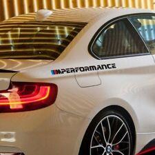 BMW M Performance new logo 2016 side logo decal graphic sticker