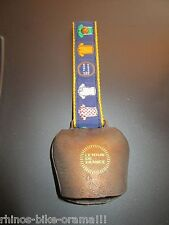 Tour De France Bicycle Race -COW BELL- Made from Brass 10+ years old! Fast Ship!